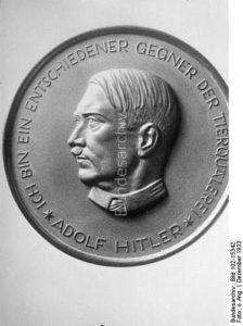 Tierschutz-Medaille